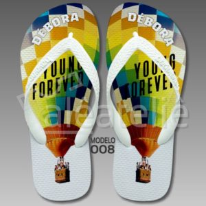 Chinelo BTS Young Forever