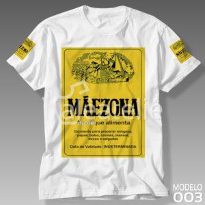 Camiseta Dia das Mães Mãezona