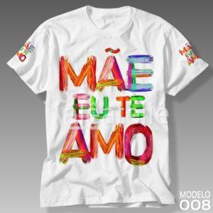 Camiseta Dia das Mães 008