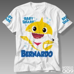 Camiseta Baby Shark 009