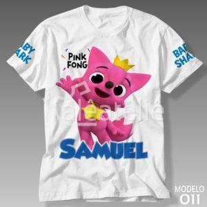 Camiseta Baby Shark 011