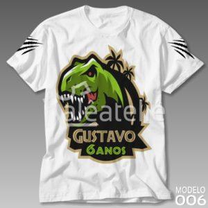 Camiseta Dinossauro 006
