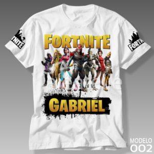 Camiseta Fortnite 002