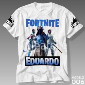 Camiseta Fortnite 006