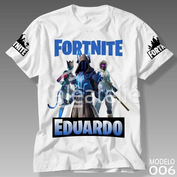 Camiseta Fortnite Infantil