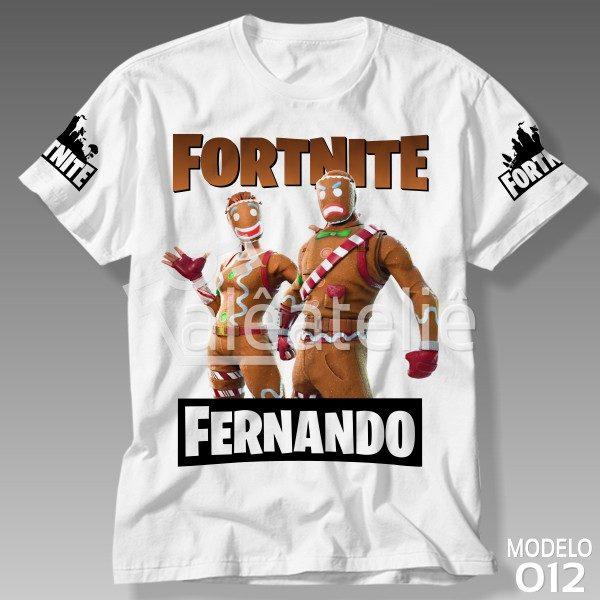 Camiseta Fortnite Merry Marauder