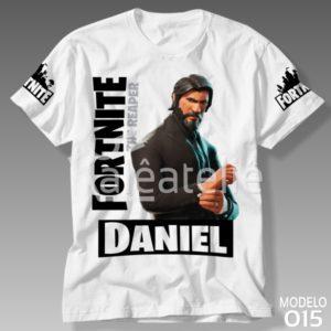 Camiseta Fortnite Reaper