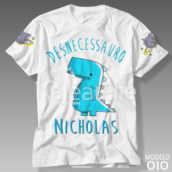 Camiseta Desnecessauro