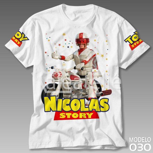 Camiseta Toy Story Duke Caboom