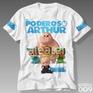 Camiseta Poderoso Chefinho 009