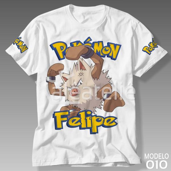 Camiseta Pokemon Primeape