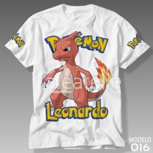 Camiseta Pokemon 016