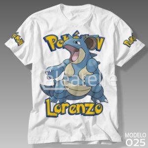 Camiseta Pokemon Nidoqueen