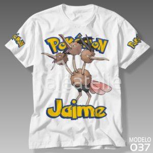Camiseta Pokemon 037