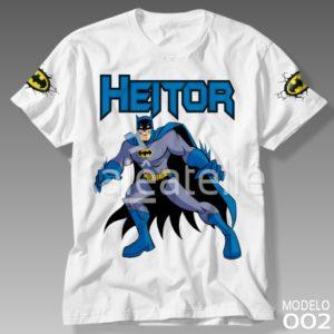Camiseta Batman Desenho