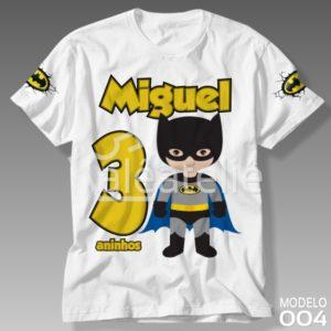 Camiseta Batman 004