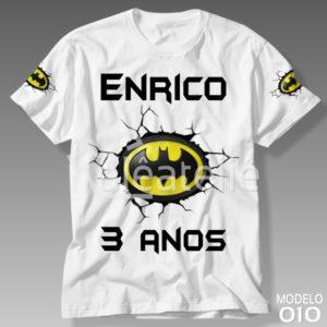Camiseta Batman 010