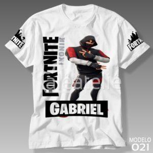 Camiseta Fortnite Ikonik
