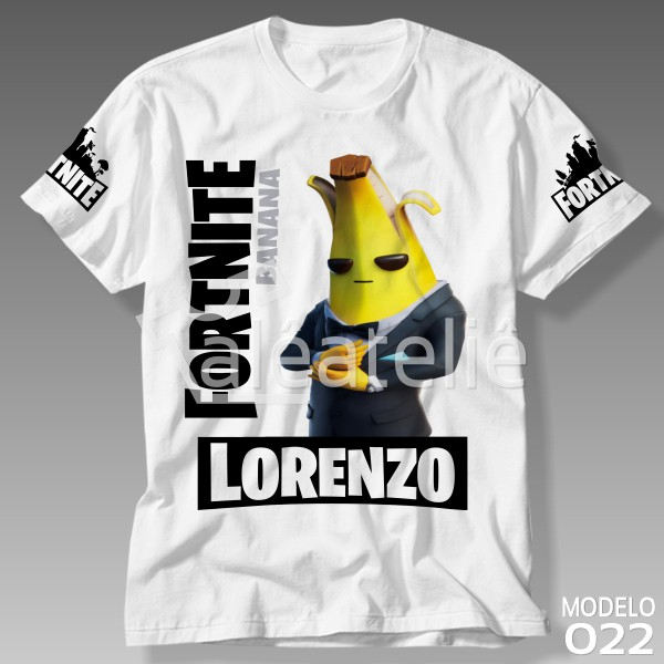 Camiseta Fortnite Banana
