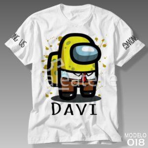 Camiseta Among Us 018