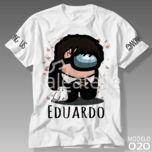 Camiseta Among Us Harry Potter