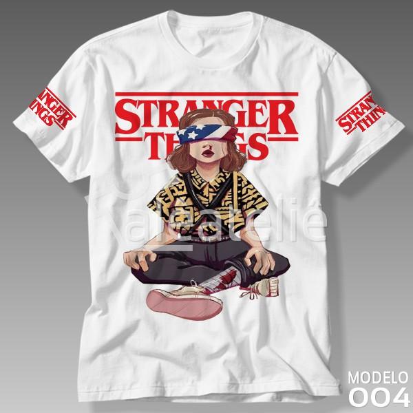 Camiseta Stranger Things Eleven