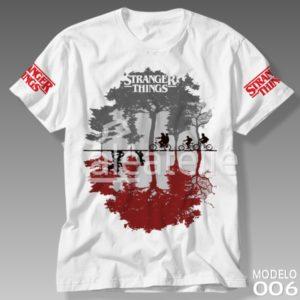 Camiseta Stranger Things 006