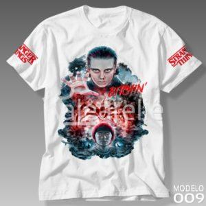 Camiseta Stranger Things 009