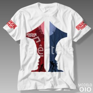 Camiseta Stranger Things 010