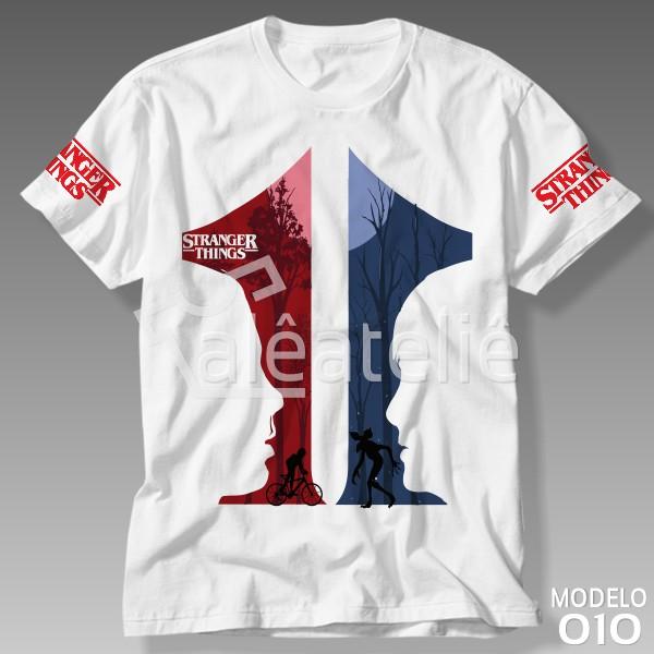 Camiseta Stranger Things Tshirt