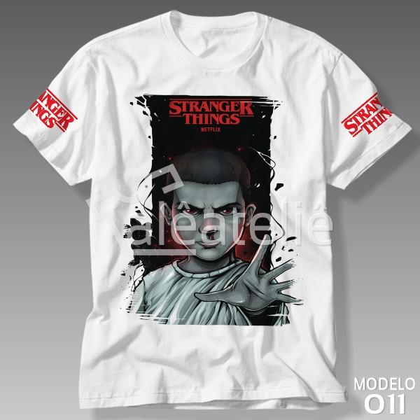Camisa Stranger Thing