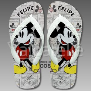 Chinelo Mickey Mouse 008