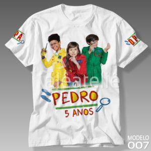 Camiseta Infantil Dpa