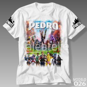 Camiseta Fortnite 026