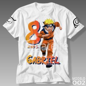 Camiseta Naruto 002