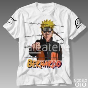 Camiseta Naruto 010
