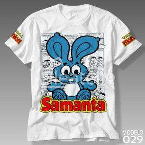 Camiseta Turma da Mônica 029