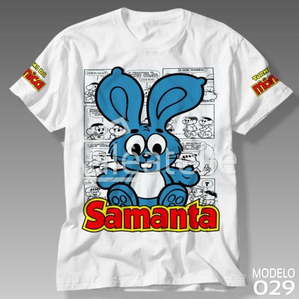 Camiseta Sansão Turma da Mônica