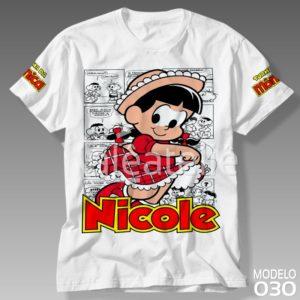 Camiseta Turma da Mônica 030